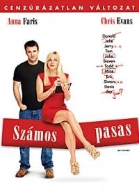 Számos pasas DVD