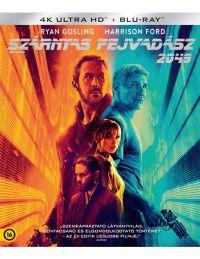 Szárnyas fejvadász 2049 (UHD+Blu-ray) Blu-ray