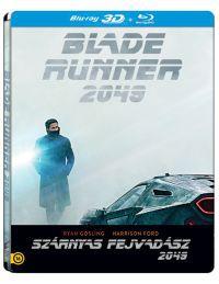 """Szárnyas fejvadász 2049  - """"hagyományos"""" limitált, fémdobozos változat (steelbook) 2D és 3D Blu-ray"""