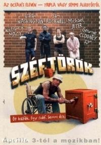 Széftörők DVD