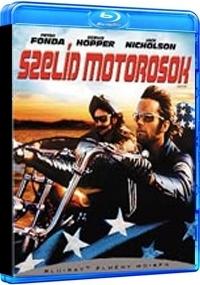 Szelíd motorosok Blu-ray