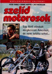 Szelíd motorosok DVD