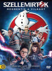 Szellemirtók (2016) DVD
