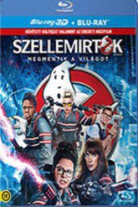 Szellemirtók (2016) - bővített változat 2D és 3D Blu-ray