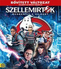 Szellemirtók (2016) - bővített változat Blu-ray