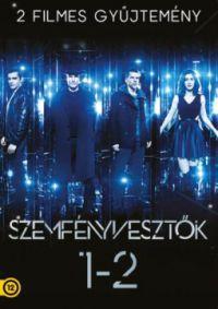 Szemfényvesztők 2. DVD