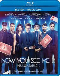 Szemfényvesztők 2. Blu-ray