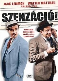 Szenzáció!!! DVD