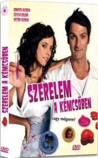 Szerelem a kémcsőben DVD