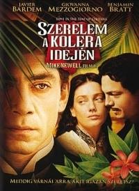 Szerelem a kolera idején DVD