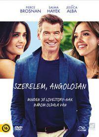 Szerelem, angolosan DVD