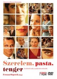 Szerelem, pasta, tenger DVD
