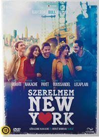 Szerelmem New York DVD