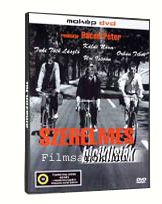 Szerelmes biciklisták DVD