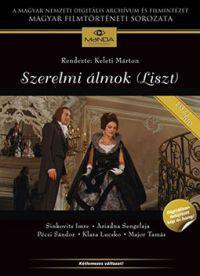 Szerelmi álmok - Liszt DVD