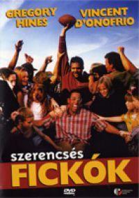 Szerencsés fickók DVD