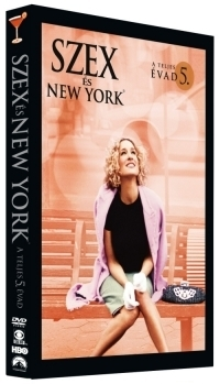 Szex és New York DVD