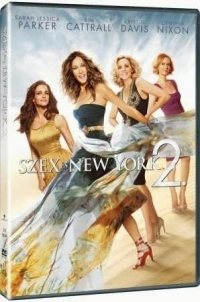 Szex és New York 2. DVD