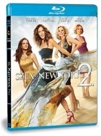 Szex és New York 2. (Blu-ray+DVD) Blu-ray