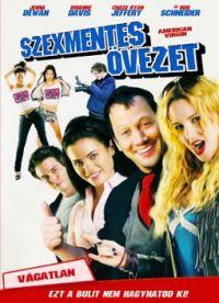 Szexmentes övezet DVD