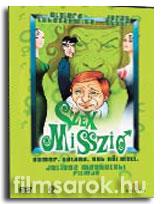 Szexmisszió DVD