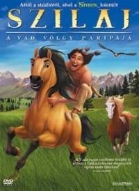 Szilaj - A vad völgy paripája (DreamWorks gyűjtemény) DVD