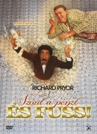 Szórd a pénzt és fuss! DVD