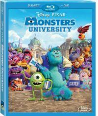 Szörny Egyetem Blu-ray