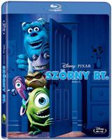 Szörny Rt. Blu-ray