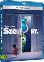 Szörny Rt. 2D és 3D Blu-ray