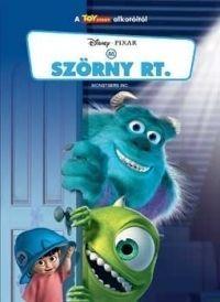 Szörny Rt. DVD