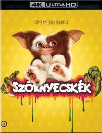 Szörnyecskék Blu-ray