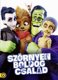 Szörnyen boldog család DVD