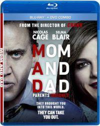 Szörnyszülők Blu-ray