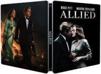 Szövetségesek - limitált, fémdobozos változat (steelbook) Blu-ray