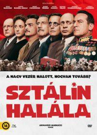 Sztálin halála DVD
