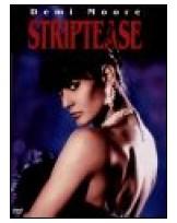 Sztriptíz DVD