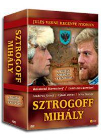 Sztrogoff Mihály DVD