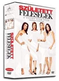 Született feleségek DVD