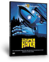 Szuperhaver DVD