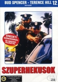 Szuperhekusok DVD