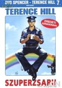 Szuperzsaru *Terence Hill* DVD