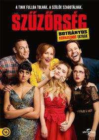 Szűzőrség DVD