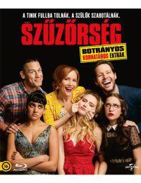 Szűzőrség Blu-ray