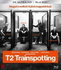 T2 Trainspotting Blu-ray + 4K Blu-ray