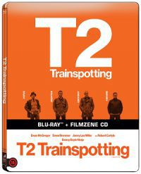 T2 Trainspotting (BD+CD) (steelbook) Blu-ray