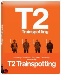 T2 Trainspotting (Blu-ray steelbook) Blu-ray
