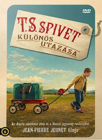 T.S. Spivet különös utazása DVD