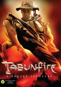 Tabunfire - Végzet fegyvere DVD