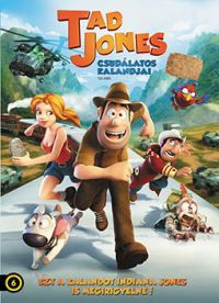 Tad Jones csudálatos kalandjai 3D-ben DVD
